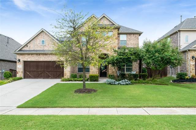 7505 Dolan Fls, Mckinney, TX 75071 (MLS #14632126) :: The Great Home Team