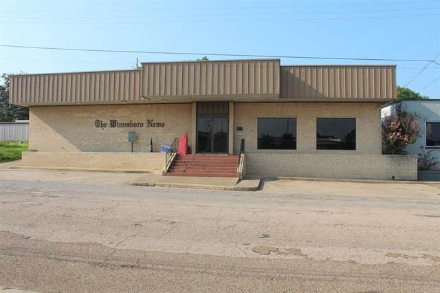 105 Locust Street, Winnsboro, TX 75494 (MLS #14632129) :: Real Estate By Design