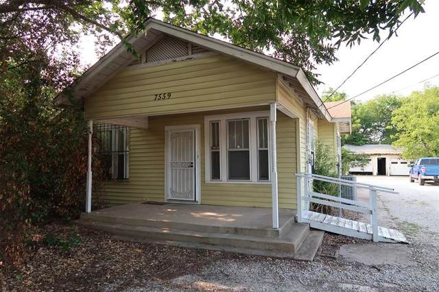 7559 John T White Road, Fort Worth, TX 76120 (MLS #14632134) :: The Rhodes Team