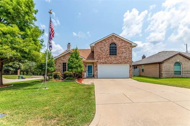 1808 Rybovich Lane, Mansfield, TX 76063 (MLS #14632144) :: Real Estate By Design