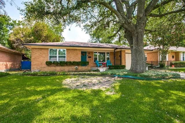 3212 Crest Ridge Drive, Dallas, TX 75228 (MLS #14632154) :: Wood Real Estate Group