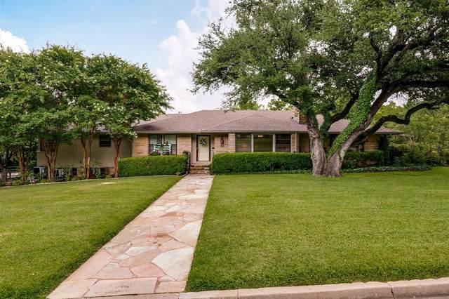 727 Kessler Boulevard, Sherman, TX 75092 (MLS #14632160) :: The Great Home Team