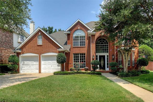 2719 Pin Oak Drive, Grapevine, TX 76051 (MLS #14632161) :: The Rhodes Team