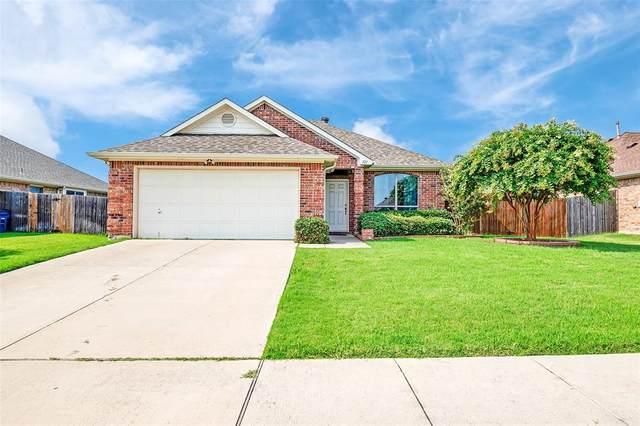 321 Ferndale Place, Little Elm, TX 75068 (MLS #14632172) :: Front Real Estate Co.