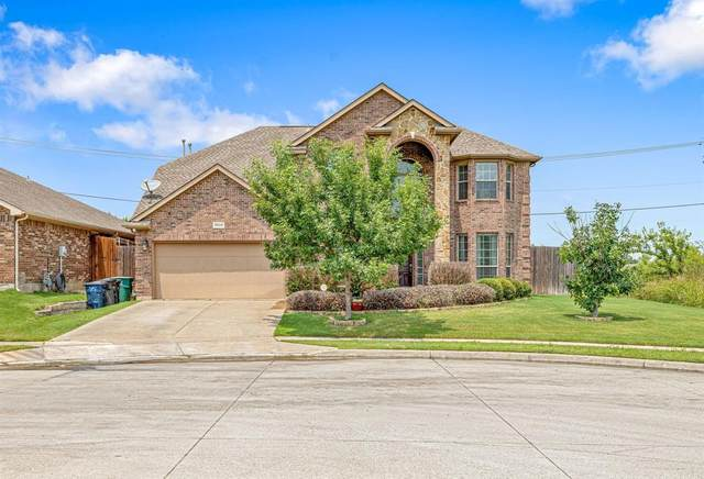 3033 Sawtimber Trail, Fort Worth, TX 76244 (MLS #14632177) :: The Chad Smith Team