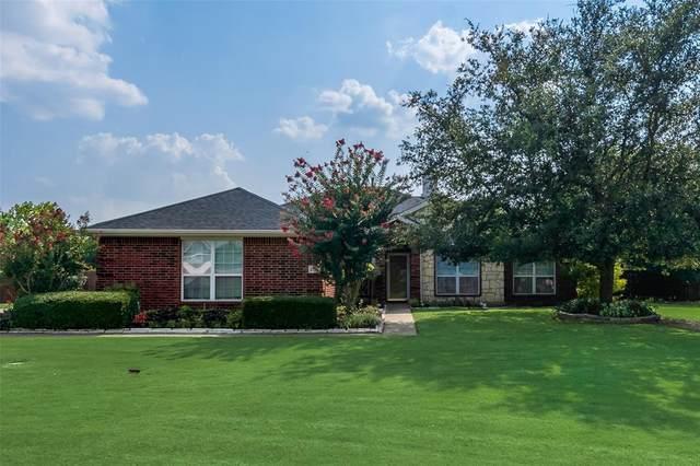 2743 Stoney Hollow Lane, Rockwall, TX 75087 (MLS #14632187) :: The Rhodes Team