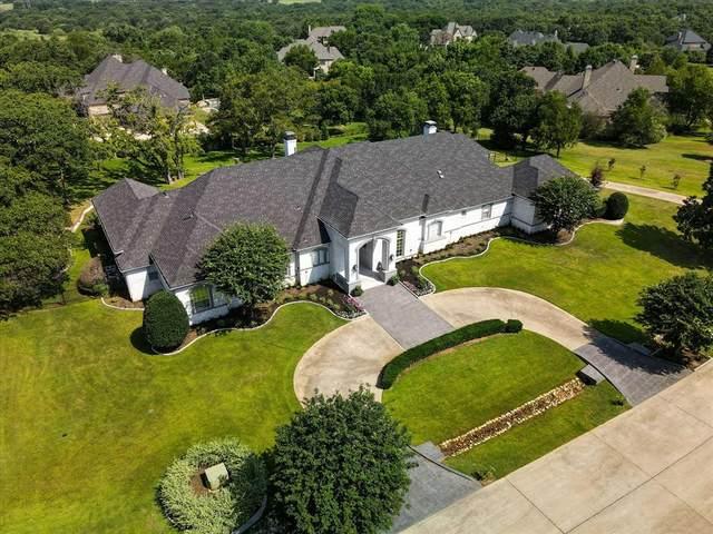 5809 Southern Hills Drive, Flower Mound, TX 75022 (MLS #14632197) :: RE/MAX Pinnacle Group REALTORS