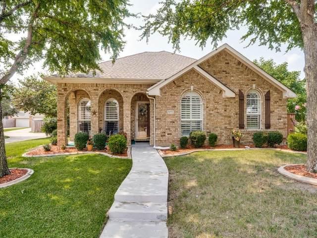 1602 Woodhaven Court, Allen, TX 75002 (MLS #14632205) :: The Great Home Team