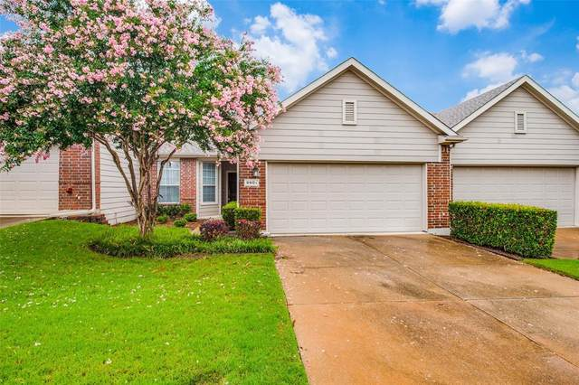 9901 Kaufman Place, Plano, TX 75025 (MLS #14632211) :: Real Estate By Design