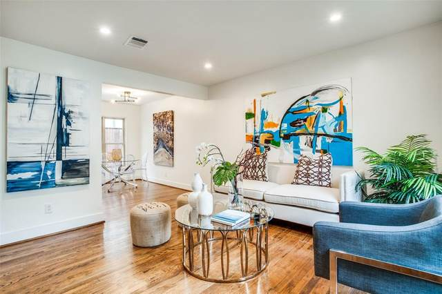 3617 Brown Street I, Dallas, TX 75219 (MLS #14632223) :: The Great Home Team
