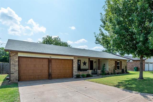 1413 Fairway Drive, Graham, TX 76450 (MLS #14632232) :: Real Estate By Design