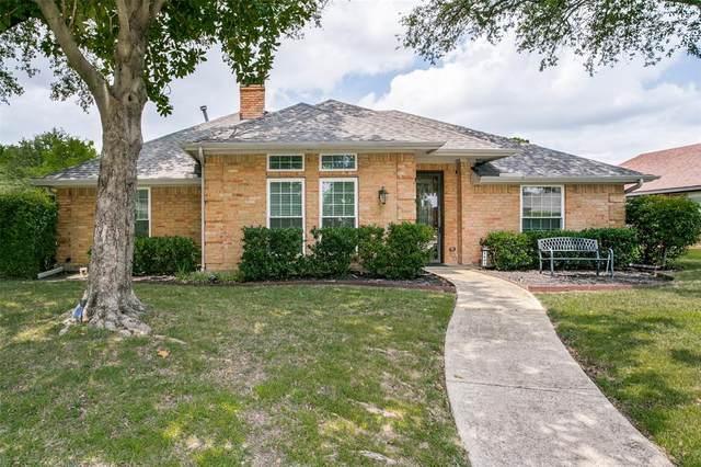 1605 Silverleaf Drive, Carrollton, TX 75007 (MLS #14632245) :: Hargrove Realty Group