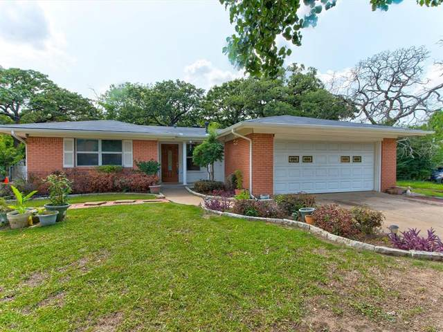 2308 Tierney Road, Fort Worth, TX 76112 (MLS #14632252) :: The Chad Smith Team