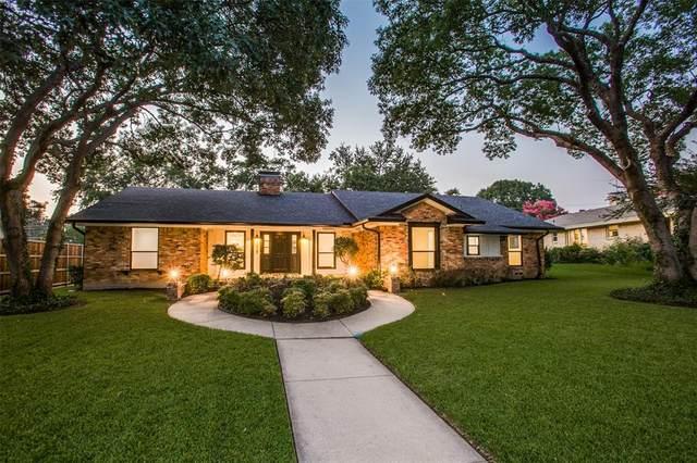 7939 Briaridge Road, Dallas, TX 75248 (MLS #14632259) :: The Property Guys