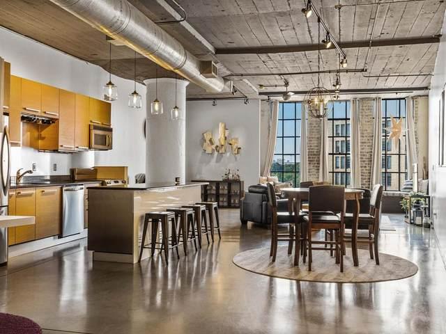 1122 Jackson Street #504, Dallas, TX 75202 (MLS #14632276) :: Real Estate By Design
