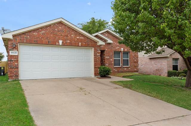 10120 Cougar Trail, Fort Worth, TX 76108 (MLS #14632280) :: Real Estate By Design