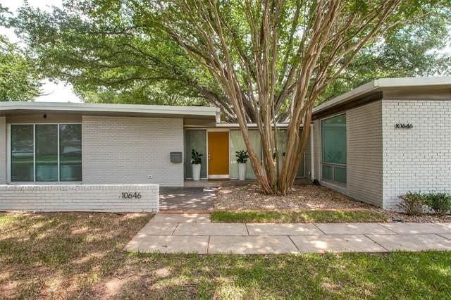 10646 Royal Springs Drive, Dallas, TX 75229 (MLS #14632291) :: Real Estate By Design