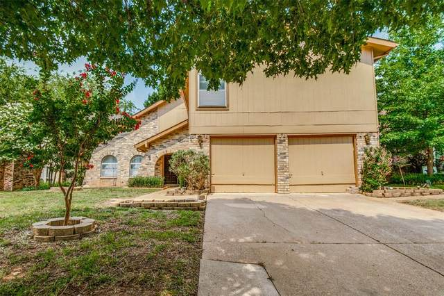 3205 Willow Bend Drive, Bedford, TX 76021 (MLS #14632292) :: The Hornburg Real Estate Group