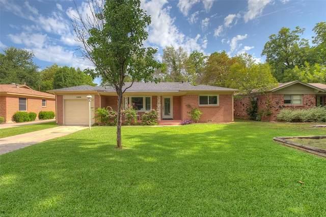 5464 Santa Marie Avenue, Fort Worth, TX 76114 (MLS #14632318) :: Real Estate By Design