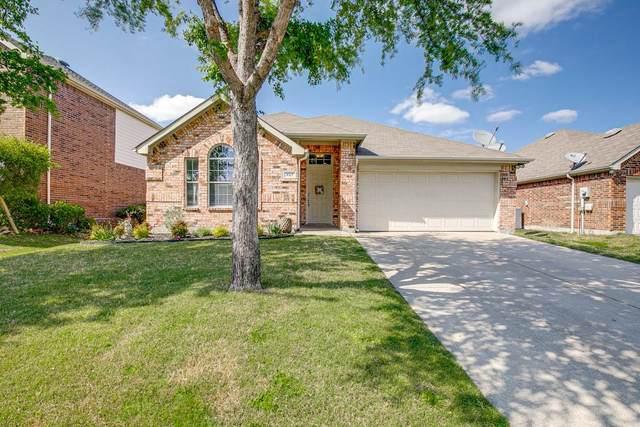 827 Austin Lane, Lavon, TX 75166 (MLS #14632322) :: The Mitchell Group