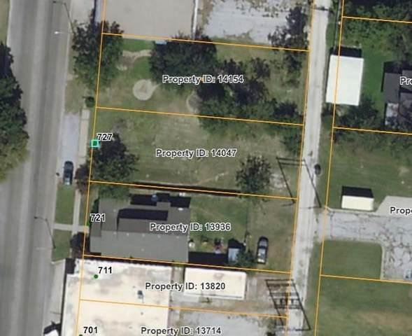 727 Hickory Street, Abilene, TX 79601 (MLS #14632328) :: Real Estate By Design