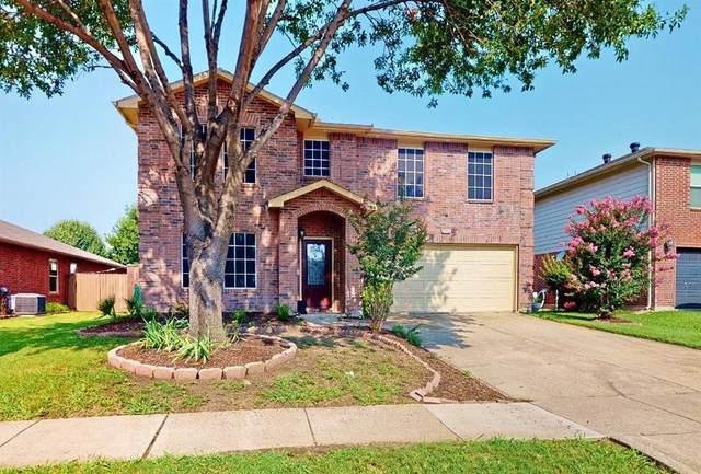 2712 Vasey Oak Drive, Little Elm, TX 75068 (MLS #14632345) :: Real Estate By Design