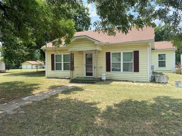 111 N Hall Street, Montague, TX 76251 (MLS #14632346) :: Real Estate By Design