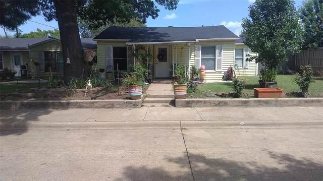 102 N 1st Avenue, Mansfield, TX 76063 (MLS #14632353) :: RE/MAX Pinnacle Group REALTORS