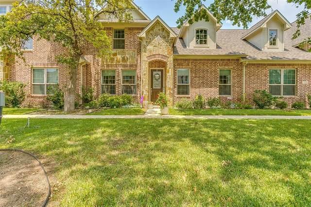 5224 Park Drive, River Oaks, TX 76114 (MLS #14632354) :: Real Estate By Design