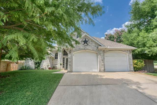 1021 Rolling Meadows Drive, Burleson, TX 76028 (MLS #14632355) :: Real Estate By Design