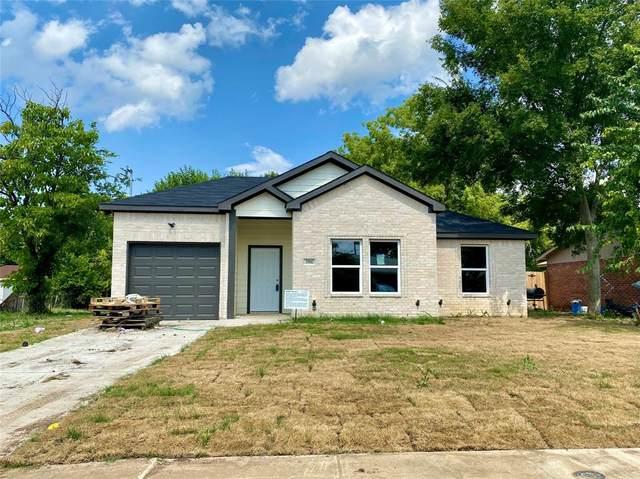 3980 Fritz Street, Dallas, TX 75241 (MLS #14632370) :: Real Estate By Design