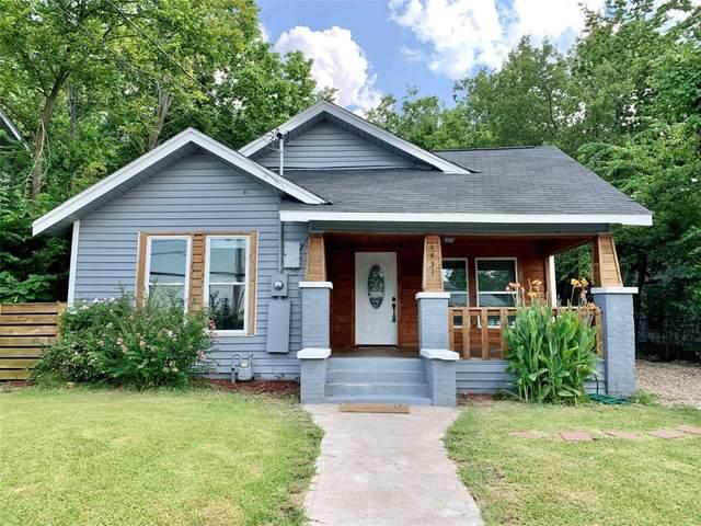 4431 Lee Street, Greenville, TX 75401 (MLS #14632371) :: The Hornburg Real Estate Group