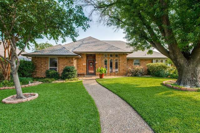 638 Eagle Drive, Coppell, TX 75019 (MLS #14632391) :: Real Estate By Design