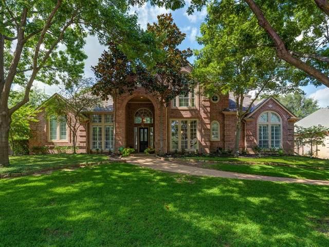 704 Aberdeen Way, Southlake, TX 76092 (MLS #14632395) :: Real Estate By Design