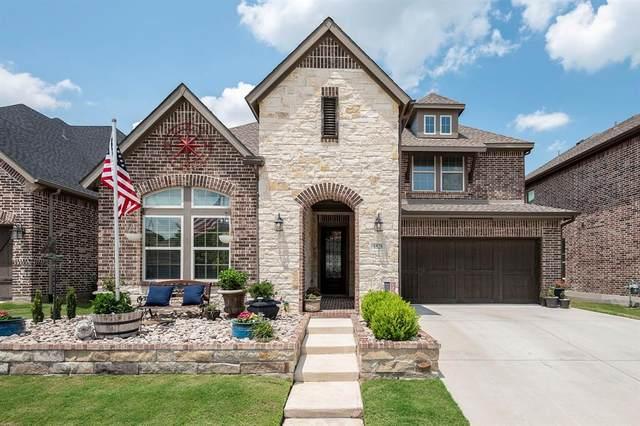 1528 8th Street, Argyle, TX 76226 (MLS #14632412) :: Real Estate By Design