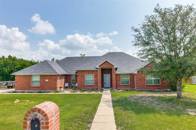 225 Grant Drive, Fate, TX 75189 (MLS #14632417) :: Real Estate By Design