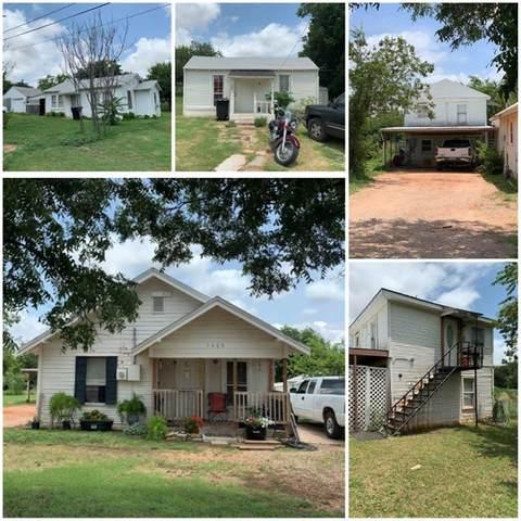 1401 Cottonwood Street, Abilene, TX 79601 (MLS #14632418) :: The Property Guys