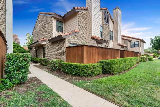 5626 Preston Oaks Road 22D, Dallas, TX 75254 (MLS #14632421) :: Real Estate By Design