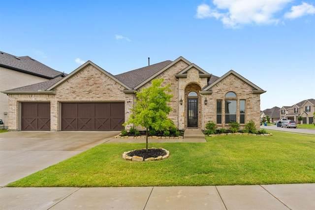 1451 Benavites Drive, Little Elm, TX 75068 (MLS #14632426) :: Front Real Estate Co.