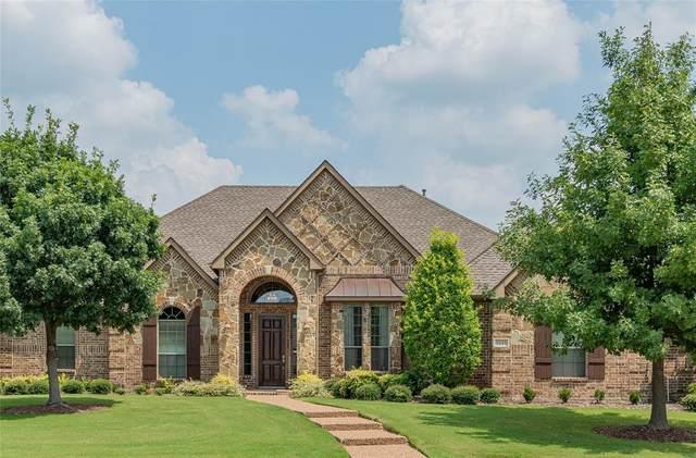 1141 Cedar Springs Drive, Prosper, TX 75078 (MLS #14632430) :: The Star Team   JP & Associates Realtors