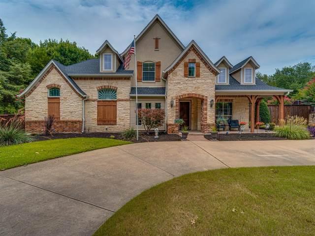 5211 Sycamore Drive, Midlothian, TX 76065 (MLS #14632438) :: RE/MAX Pinnacle Group REALTORS