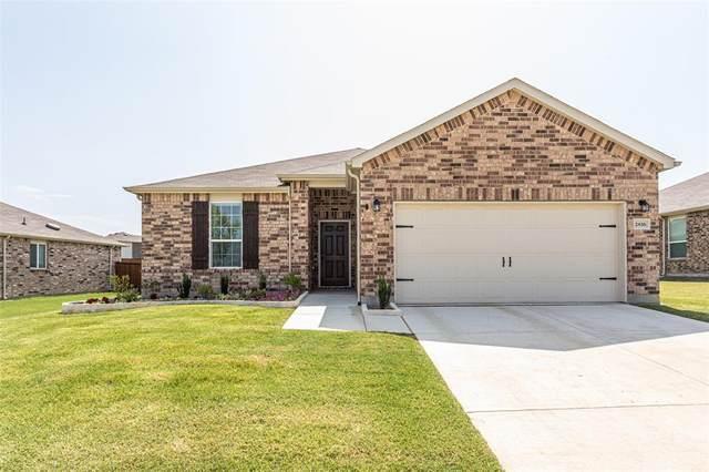 2816 Brisco Way, Aubrey, TX 76227 (MLS #14632451) :: Front Real Estate Co.