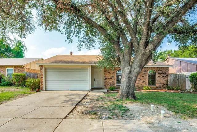 547 Hightrail Drive, Allen, TX 75002 (MLS #14632458) :: The Mauelshagen Group