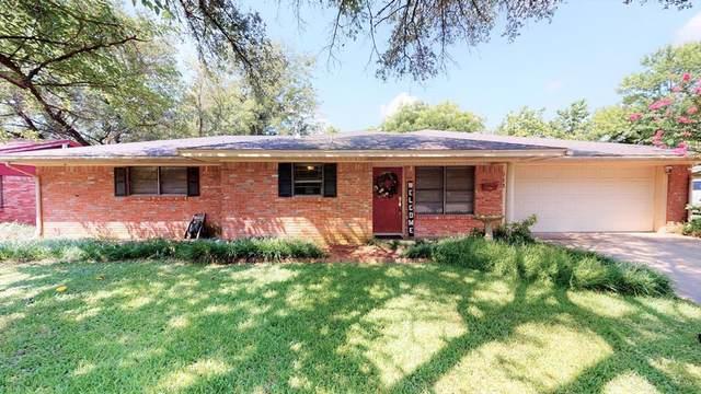 613 N Overlook Drive, Kerens, TX 75144 (MLS #14632469) :: Benchmark Real Estate Services