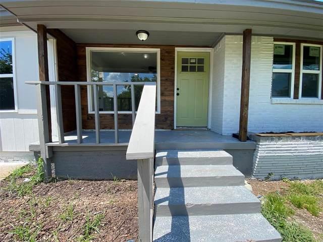 6731 Latta Street, Dallas, TX 75227 (MLS #14632473) :: Real Estate By Design