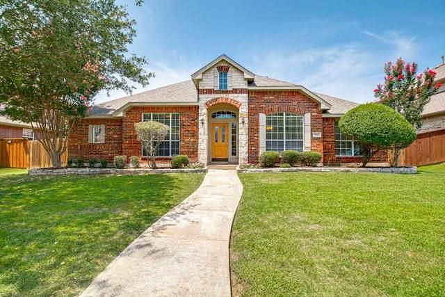 8109 Freeman Drive, Rowlett, TX 75089 (MLS #14632481) :: The Daniel Team