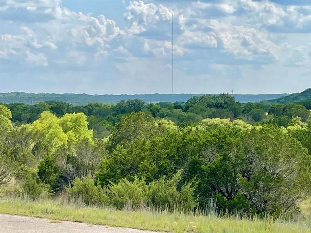 235 Sunset Cove, Bluff Dale, TX 76433 (MLS #14632494) :: All Cities USA Realty