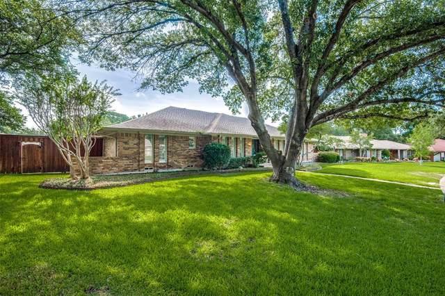 14924 Knollview Drive, Dallas, TX 75248 (MLS #14632495) :: The Juli Black Team