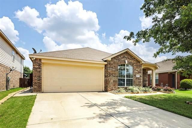 6209 Granite Creek Drive, Fort Worth, TX 76179 (MLS #14632498) :: 1st Choice Realty