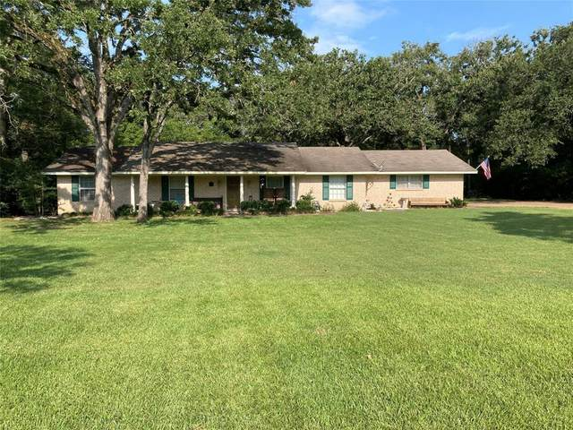 603 Sunnyvale Lane, Fairfield, TX 75840 (MLS #14632502) :: The Mauelshagen Group